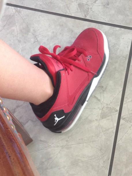 Shoes red jordans michael jordan 23 23 jordan swag