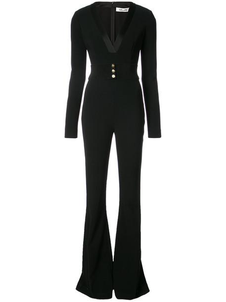 Dvf Diane Von Furstenberg jumpsuit women black