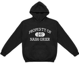 nash grier hoodie