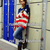Hot Sale  Free Shipping 2013 Autumn Long Sleeve Fashion Striped American Flag Knitted Pullover Sweaters For Couples-in Pullovers from Apparel & Accessories on Aliexpress.com