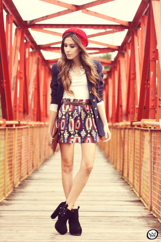 fashion coolture skirt jacket sweater bag shoes