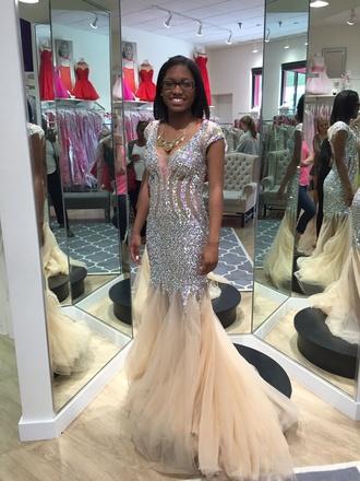 dress prom dress tony bowls