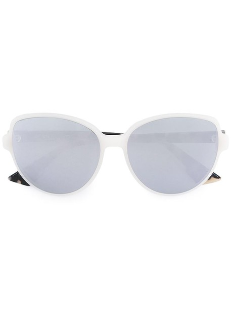 Dior Eyewear women sunglasses white