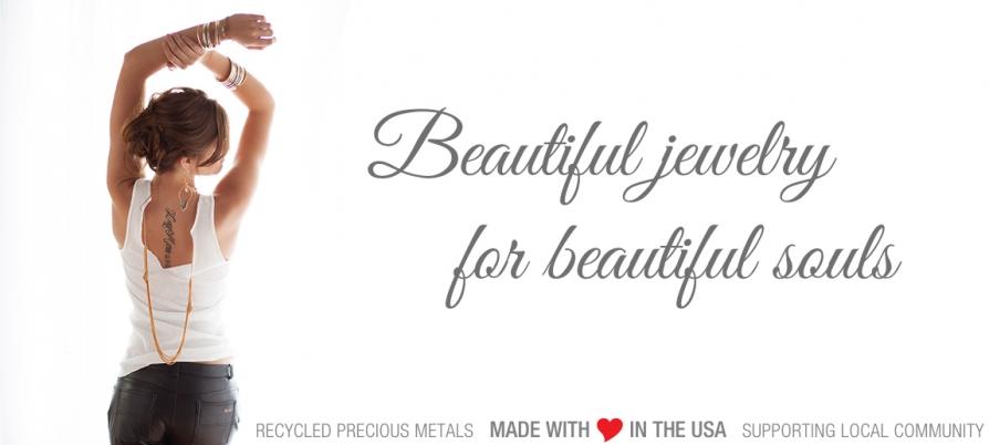 Personalized Jewelry | Handmade Jewelry | Hand Stamped Jewelry