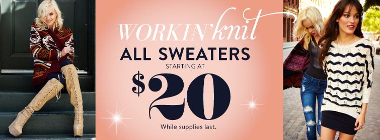 Stylish Tops - Sweaters, Tunics & Graphic T-Shirts: Charlotte Russe