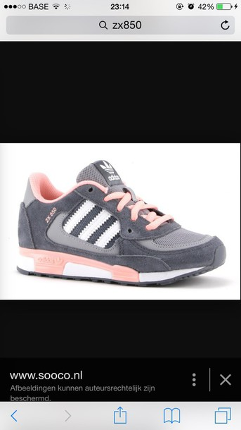 shoes zx 850 adidas