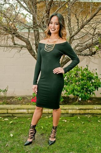 dress long sleeve dress tight dress one size dress off the shoulder dress off the shoulder