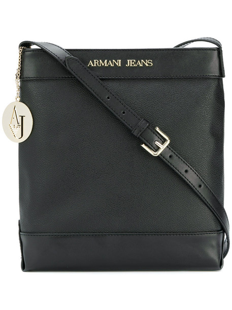 ARMANI JEANS cross women bag black