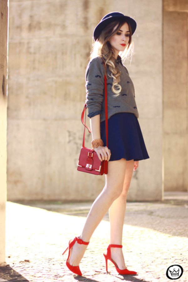 fashion coolture skirt bag shoes dress