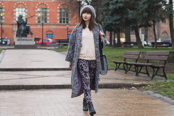 kapuczina pants coat sweater shoes bag