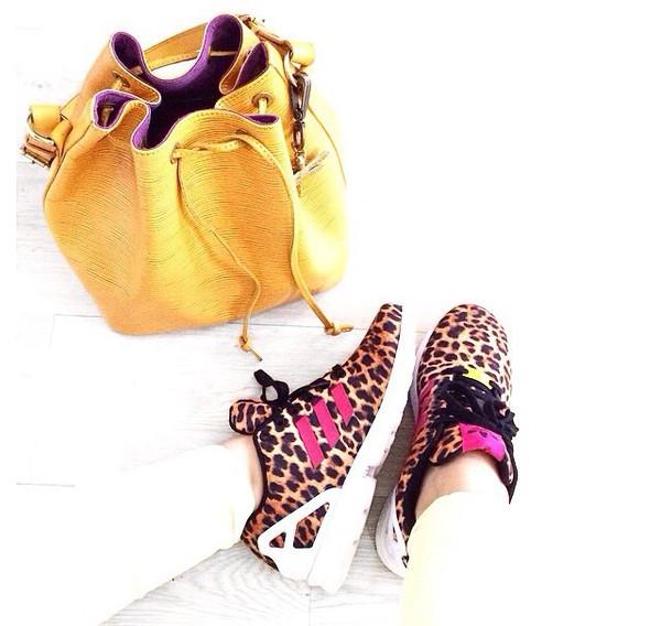shoes leopard print adidas shoes