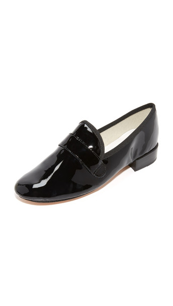 Repetto noir loafers shoes