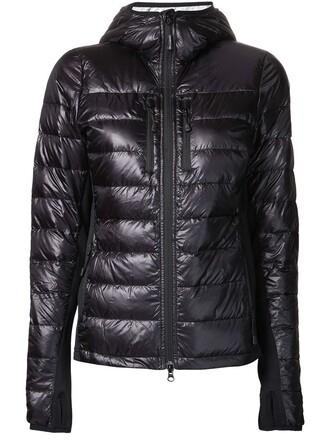 jacket women spandex black