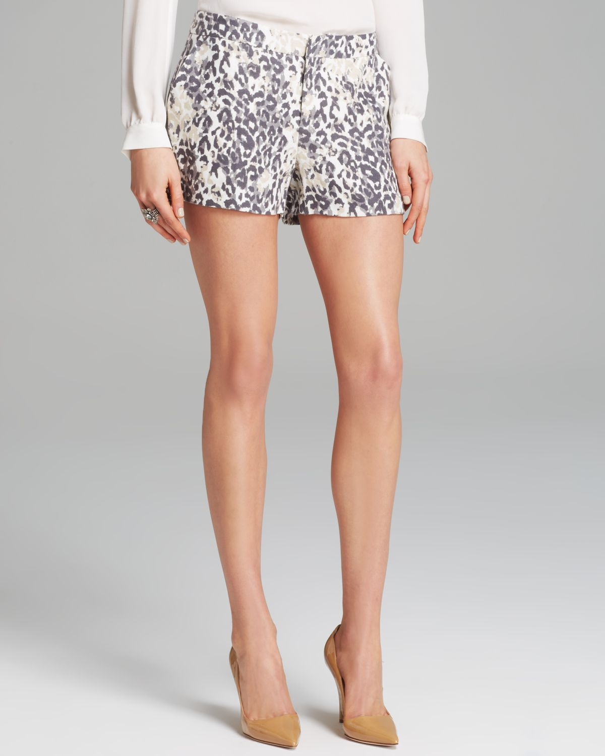 Joie Shorts - Merci Linen | Bloomingdale's