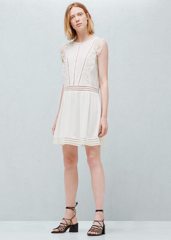 dress white dress lace dress white lace sleeveless dress little white dress