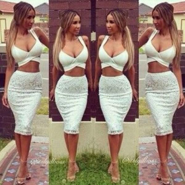 skirt pear body top