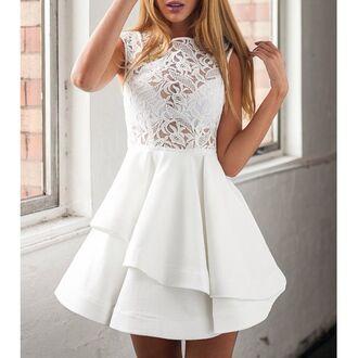 dress lost souls white dress white lace dress lace white lace floral dress elegant dress elegant beautiful stunning dress summer dress flowy dress white flowy dress