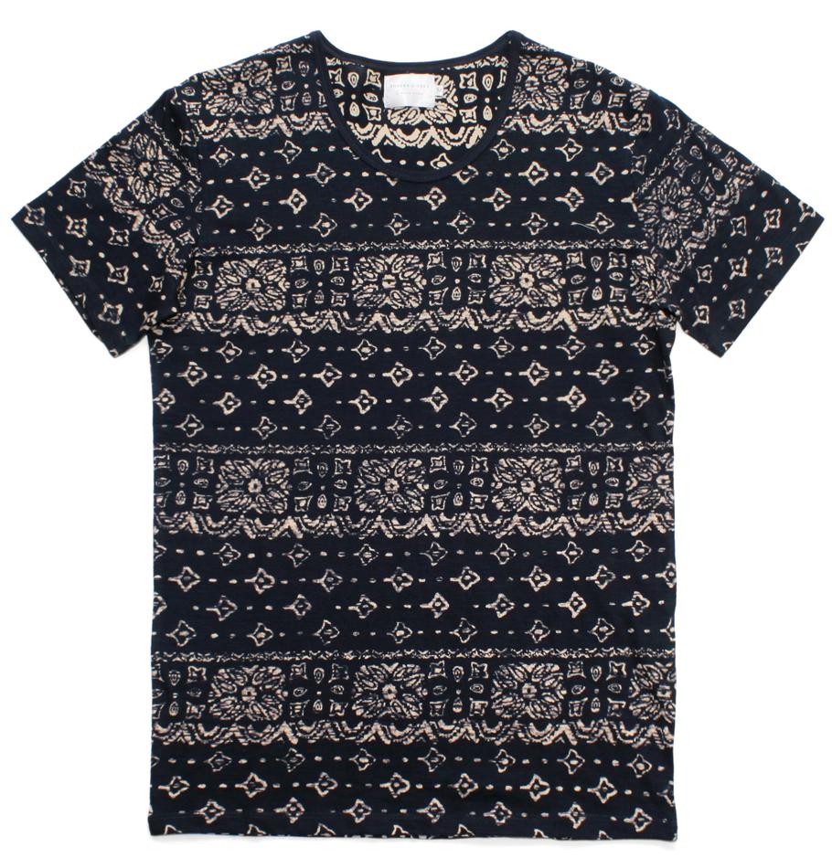 Shades of Grey - Bandana Print T-Shirt | HUH. Store