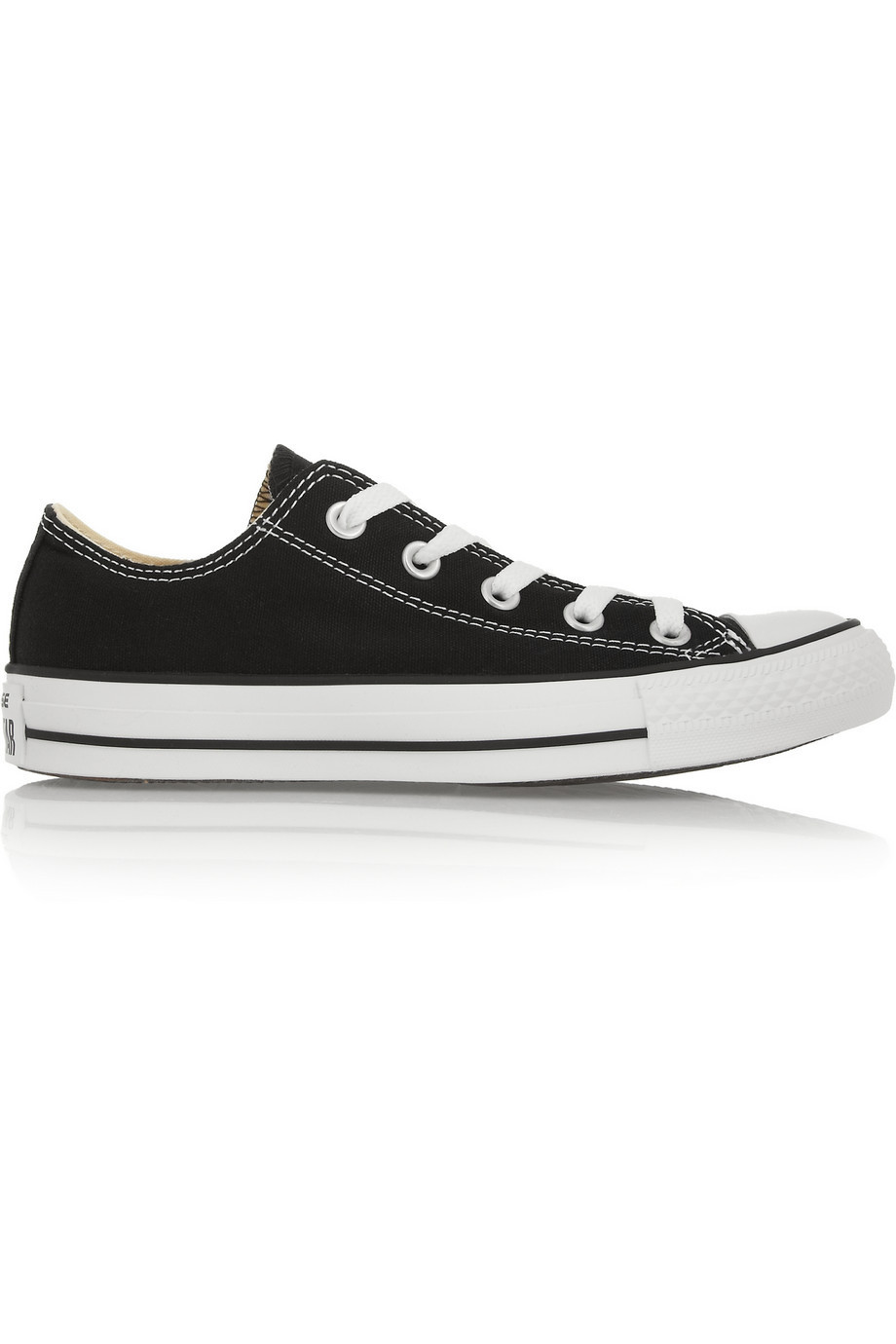 Converse Chuck Taylor All Star Canvas Sneakers in black