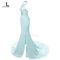 Aliexpress.com : buy w132 sexy open back mermaid prom dresses 2016 court train chiffon beading long prom dresses slit formal dresses robe de soiree from reliable dress lily suppliers on lovoney house