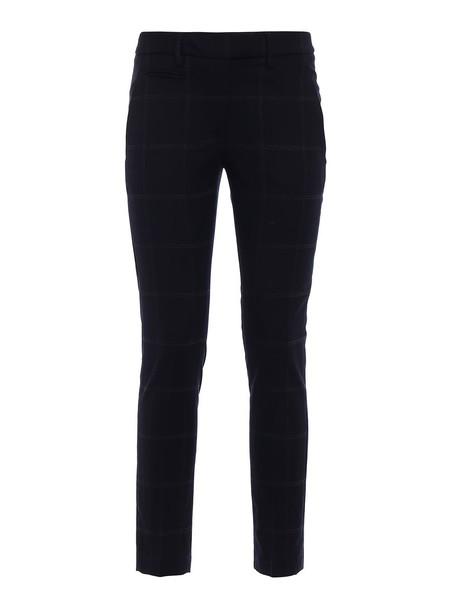 DONDUP perfect black pants