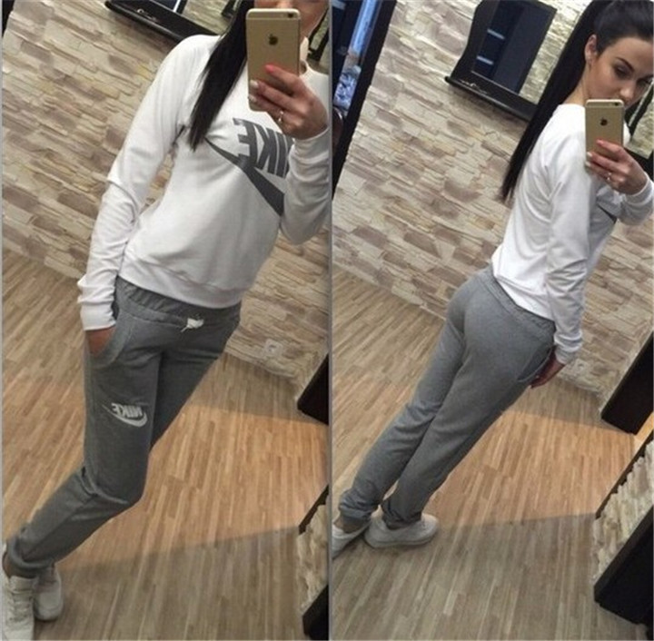 the latest b2d1a 589fa jumpsuit, white, grey, romper, joggers, sport suit, nike, sweater ...
