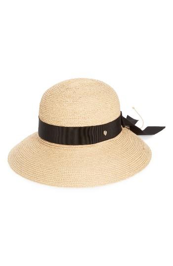 ace15b2bdcd502 Helen Kaminski Newport Raffia Straw Hat | Nordstrom