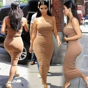dress,brown,kim kardashian,love,nude,nude dress,bodycon,bodycon dress,strapless,strapless dress,midi,midi dress,tube dress,party dress,sexy party dresses,sexy,sexy dress,party outfits,sexy outfit,summer dress,summer outfits,spring dress,spring outfits,fall dress,fall outfits,winter dress,winter outfits,classy dress,elegant dress,cocktail dress,new year's eve,cute dress,girly dress,date outfit,birthday dress,clubwear,club dress,graduation dress,wedding clothes,wedding guest,engagement party dress,homecoming,homecoming dress,kim kardashian style,kim kardashian dress,kardashians,keeping up with the kardashians,celebrity,celebrity style,celebstyle for less