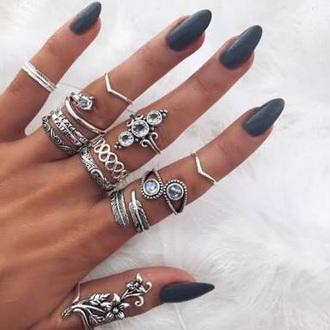 jewels sterling silver boho jewelry silver jewelry hippie jewelry jewelry ring