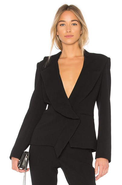 Rebecca Vallance blazer black jacket