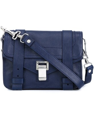 mini bag crossbody bag blue