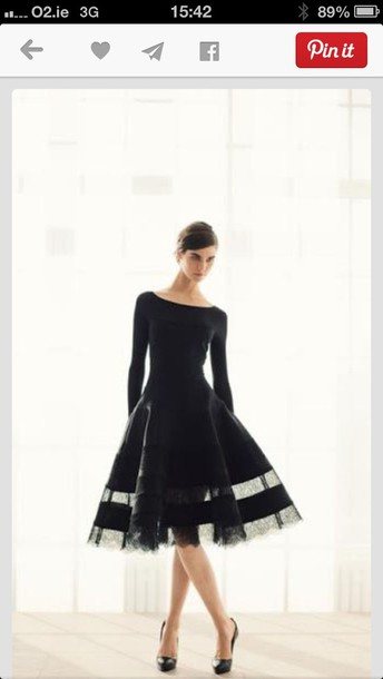 Dress Long Sleeve Dress Long Dress Black Dress Classy Mesh