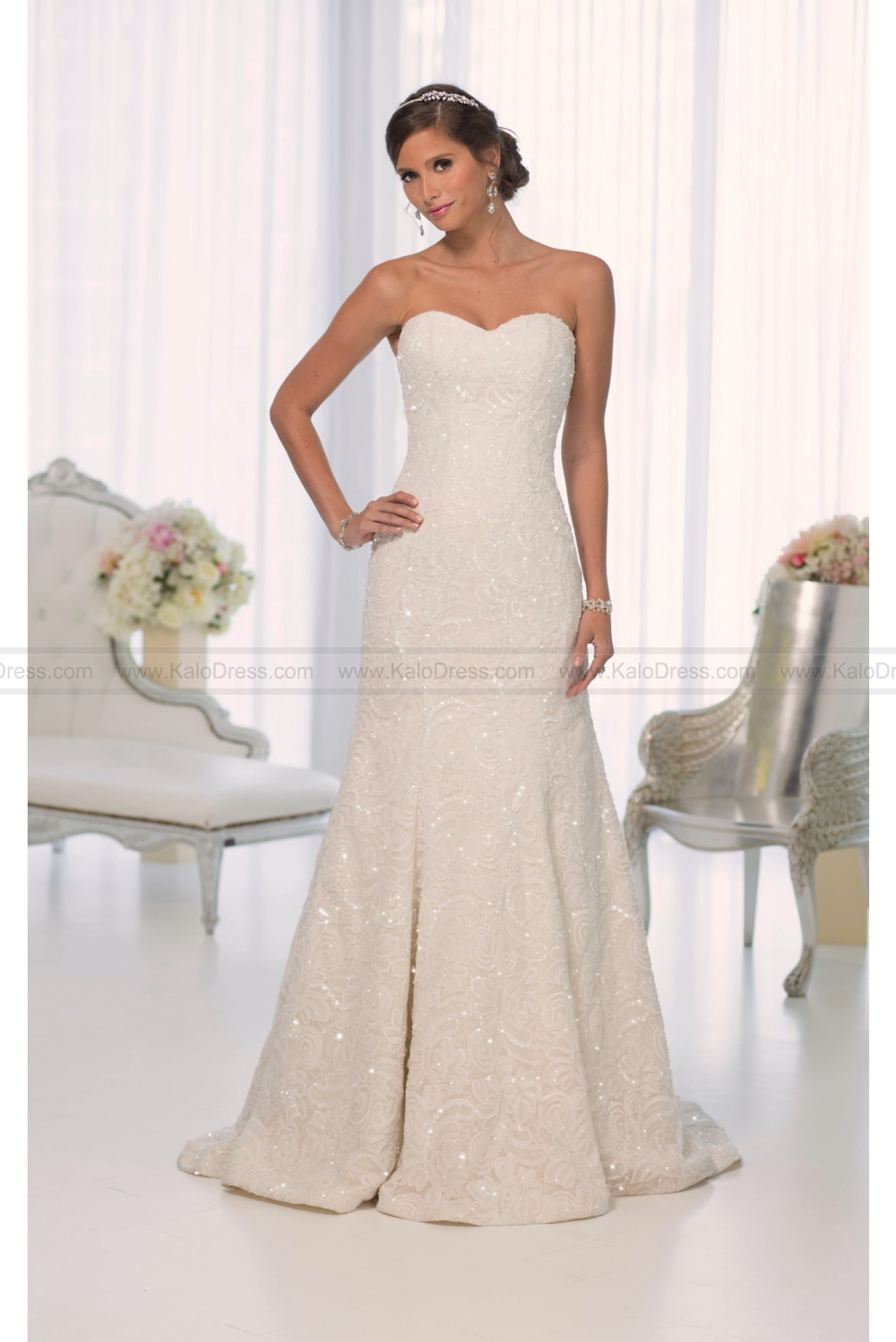Essense Wedding dress Style D1637 - Formal Wedding Dresses