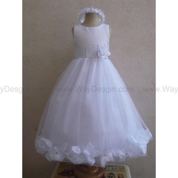 flower girl dress flower girl dress 2014 dress white dress