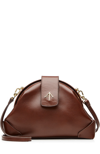 bag crossbody bag leather bag brown