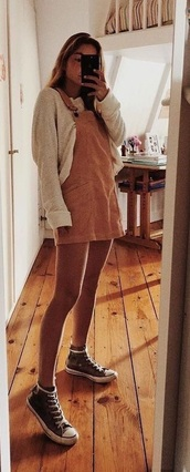 romper,dungaree dress,corduroy,dungarees,pinafore dress,dungarees dress,mustard,corduroy overalls