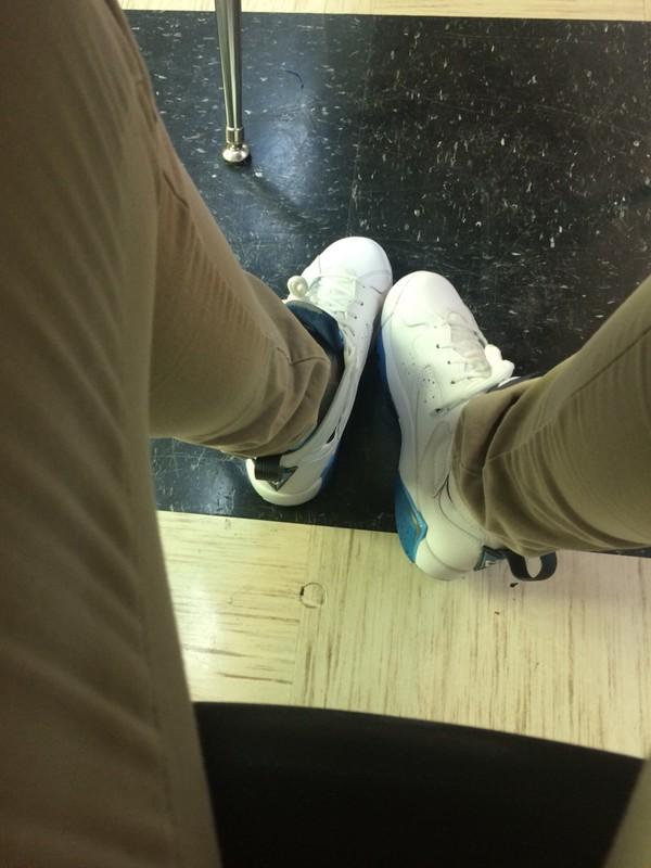 the best attitude 8f1b4 e61b6 shoes, 7s, french blue, hadtoget - Wheretoget