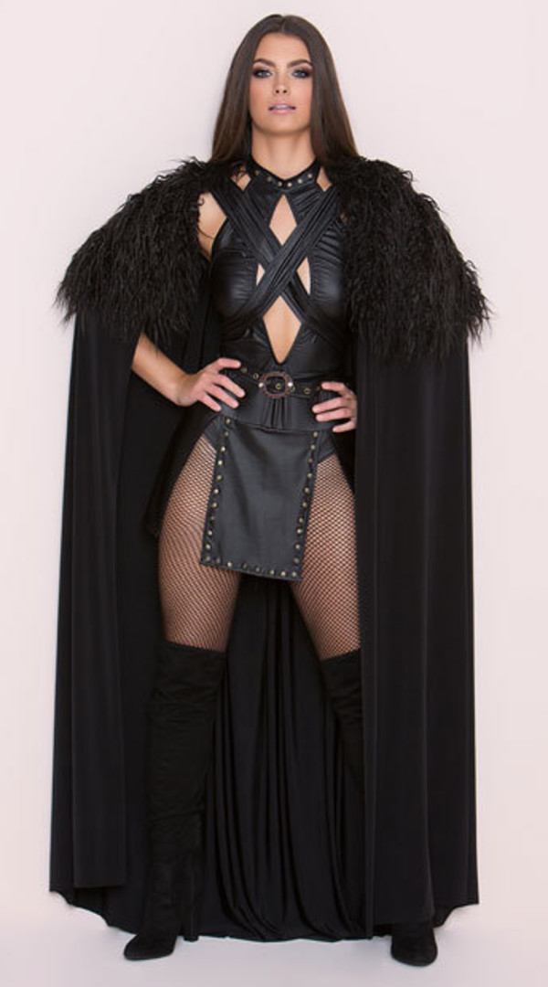 jumpsuit game of thrones john snow yandy halloween halloween costume costume sexy costume game of thrones