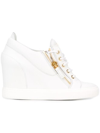 sneakers wedge sneakers white shoes