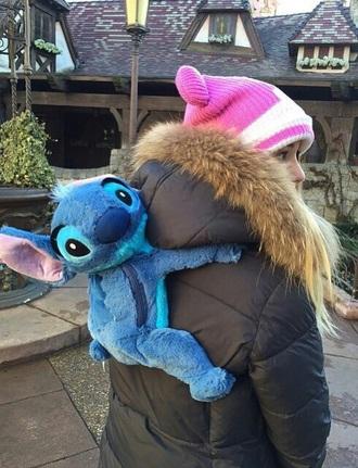 bag disney backpack disneyland cute lilo and stitch