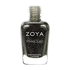 Zoya PixieDust Nail Polish in Dahlia ZP656, textured nail polish