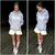 White Platform Slip-On Boots - Retro, Indie and Unique Fashion
