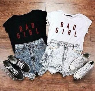 t-shirt white t-shirt black t-shirt dress