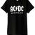 Back in Black T-Shirt | Just Vu