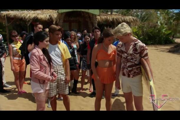 Beach bikini teen Kids Teen