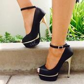 shoes,heels,high heels,sneakers,black,gold,jewelry,cute,summer,party