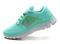 Nike free run 3 womens light green 2013 running shoes
