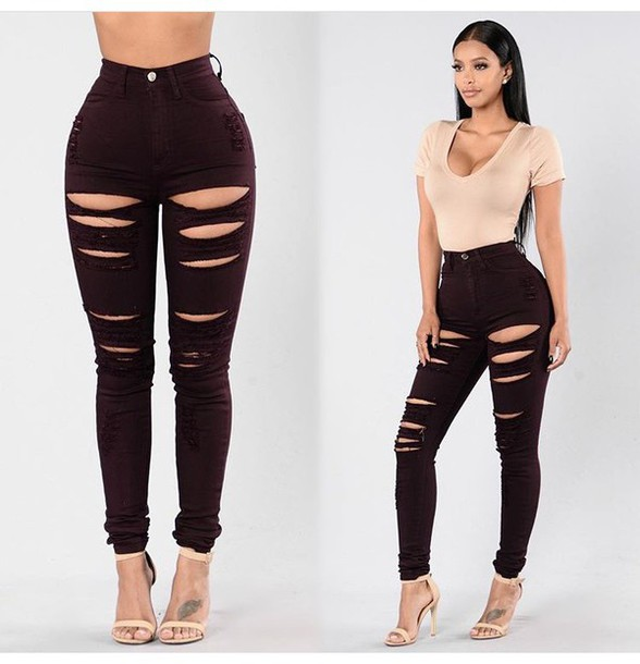 Fashion Tops Bodysuits Going Out Tops Shirts & Blouses Graphic Tops Super High Waist Denim Skinnies - Black. $ USD - AVAILABLE IN MORE COLORS - QUICK VIEW. Classic Mid Rise Skinny Jeans - Black. $ USD. QUICK VIEW. Glistening Jeans - Black.