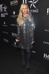 rachel zoe,pumps,marc jacobs,brian atwood,glitter dress,silver,dress,shoes