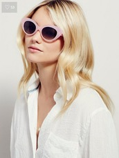 sunglasses,pastel pink,pink sunglasses,cat eye